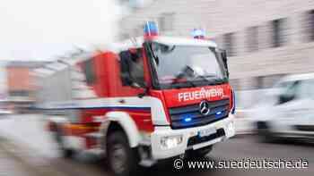 250 000 Euro Schaden bei Brand von Einfamilienhaus - Süddeutsche Zeitung