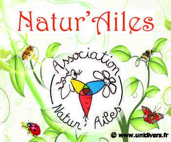 Visite et animations au jardin écologique de Natur'ailes VARENNES SUR AMANCE lieu-dit « Les anciennes serres » 7 juin 2020 - Unidivers