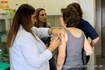 Lucas do Rio Verde começa a receber doses de vacina para a companha contra gripe - CenárioMT
