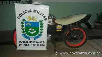 Polícia Militar prende jovem por direção perigosa em Ivinhema - Nova News