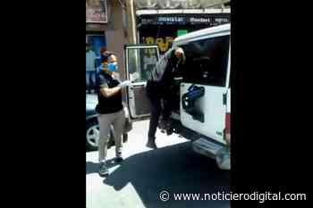 Organismos de seguridad detienen a personas que no tienen tapabocas en Higuerote: Clima News Digital - Noticiero Digital