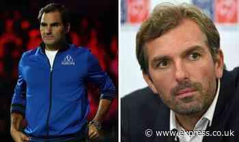 Julien Benneteau defends French Open decision to hijack Roger Federer's Laver Cup spot - Express