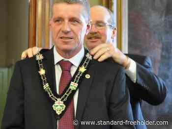 United Counties of SDG Warden Frank Prevost is in self-isolation - Standard Freeholder