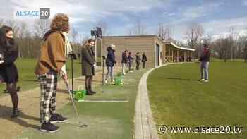 Une compétition 100% féminine au golf du Kempferhof de Plobsheim. - alsace20.tv