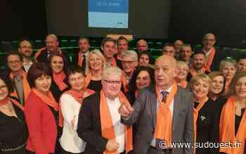 Municipales à Gradignan : le maire sortant, Michel Labardin, présente ses 34 colistiers - Sud Ouest
