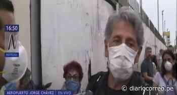 Padre de turista desaparecida en Pisac viaja a México, pero volverá cuando pase emergencia por coronavirus - Diario Correo