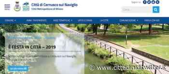 Il Comune di Cernusco sul Naviglio vara il nuovo sito web - cittadini di twitter - http://www.cittadiniditwitter.it/