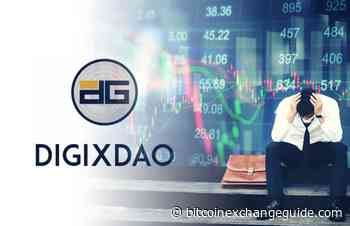 DGD's Price Falls 10% After Americans Were Banned From DigixDAO - Bitcoin Exchange Guide