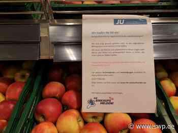 Coronavirus Ehingen: Hilfe für Ältere und Erkrankte: Diese Angebote gibt es in der Region - SWP