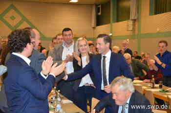 Kommunalpolitik: Gemeinderat Ehingen: Hagel tauscht mit Mouratidis Fraktionsposten - SWP