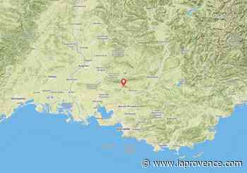 Vaucluse : un départ de feu de forêt à Cadenet - La Provence