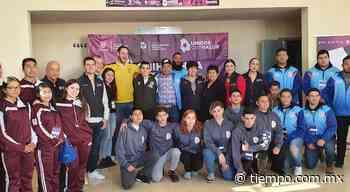 Destacada participación de los halteristas en la Ciudad de Camargo - El Tiempo de México