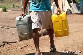 A Sahagún y Ciénaga de Oro no llegó el agua por fugas en tubería - LA RAZÓN.CO