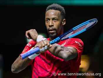 Gael Monfils: Tennis was the sport that I felt the happiest playing - Tennis World USA