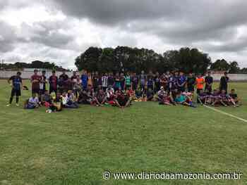 Real Ariquemes seleciona jogadores para o elenco Sub-20 - Diário da Amazônia