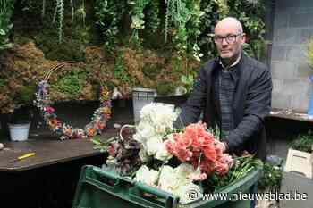 """Florist gooit duizenden bloemen bij compost:""""Ik durf ze zelfs niet meer weg te schenken"""" - Het Nieuwsblad"""