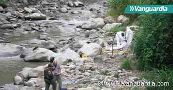 Hallan cadáver de un adulto mayor a orillas del río Suratá - Vanguardia