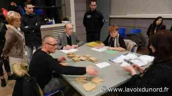 Dourges : Tony Franconville vire en tête du premier tour des municipales - La Voix du Nord
