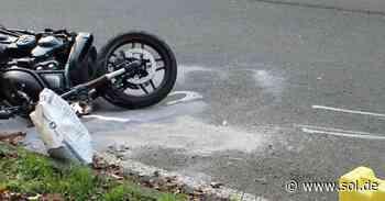 Motorradfahrer (30) stirbt bei Unfall zwischen Mettlach und Saarburg - sol.de