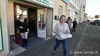 A Sissonne, distribution de pizzas gratuites ce matin avant le confinement - L'Union
