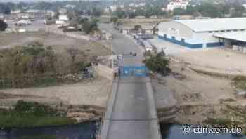 Frontera entre Dajabón y Juana Méndez amanece totalmente vacía tras Haití confirmar primeros dos casos Covid-19 - CDN