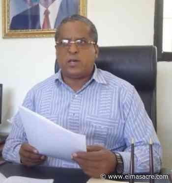Concejo de Regidores Ayuntamiento Dajabón suspende actividades de masas - El Masacre