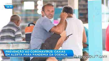 Coronavírus: moradores de Duque de Caxias ignoram recomendações de isolamento social - R7