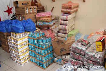 Comunidades del distrito de Tolé y Muna en la Comarca Ngäbe Buglé se beneficiarán con alimentos donados por el IPHE - El Digital Panamá