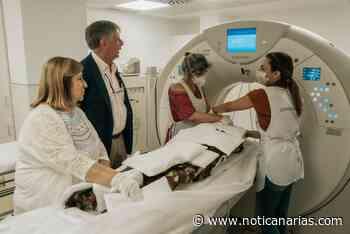 Tenerife.- Unas 20 momias guanches del MUNA se someten a nuevas tecnologías de imagen médica - Noticanarias
