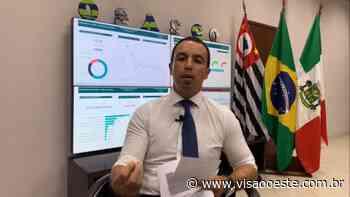 Coronavírus   Rogério Lins anuncia contratação emergencial de 500 profissionais na saúde em Osasco - Portal Visão Oeste