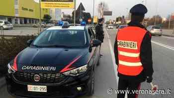 Residenti a San Bonifacio, trovati e denunciati di carabinieri nel Vicentino - Verona Sera