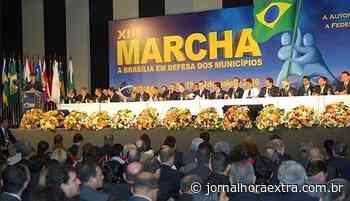 Por causa do Corona Marcha a Brasilia é cancelada - Jornal Hora Extra