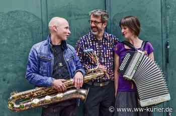 Klangexperimente in Echtzeit: Kreatives Trio improvisiert bei der Lauschvisite in Montabaur - WW-Kurier - Internetzeitung für den Westerwaldkreis