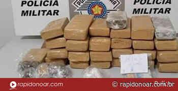 PM apreende mais de 10 quilos de drogas em Teodoro Sampaio - Rápido no Ar