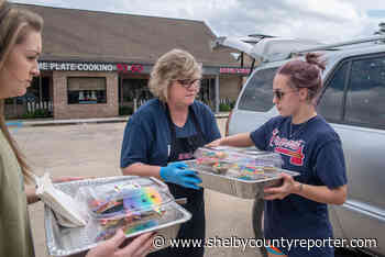 Pelham local Kylie Anderson giving away supplies to those in need - Shelby County Reporter - Shelby County Reporter