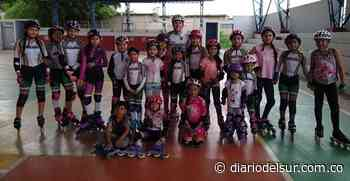 En Sandoná fomentan el patinaje - Diario del Sur