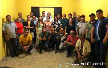 Eleições 2020: Oposição se une a Caubi de Freitas em Murici contra família Calheiros - BR 104