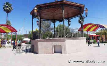 Con una bocina informan sobre Covid-19 en Matamoros - Milenio