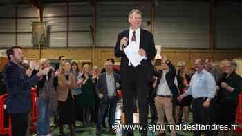 Wormhout : Frédéric Devos a toute la confiance de ses habitants - Le Journal des Flandres