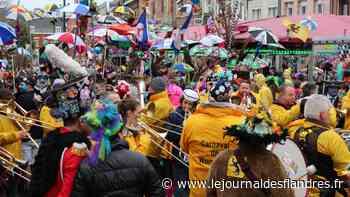 Wormhout : retour de la bande des Mitrons en images - Le Journal des Flandres