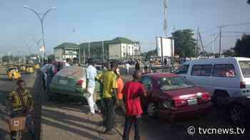 Bomb scare: Motorists abandon busy Jimeta-Yola road - TVC News