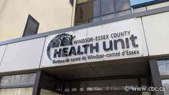Health unit confirms first case of COVID-19 in Windsor-Essex