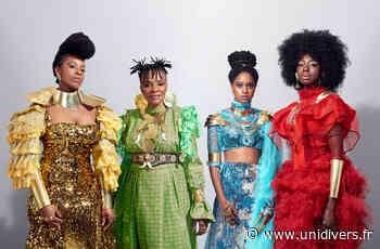 Les Amzones d'Afrique en concert Espace Gerard Philipe 4 avril 2020 - Unidivers