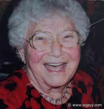 Edeltraut Klickermann Obituary - Campbellville, ON | The Hamilton Spectator - Legacy.com