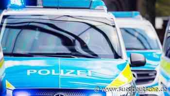Betrunkener Fahrer flüchtet mit Tempo 180 vor der Polizei - Süddeutsche Zeitung