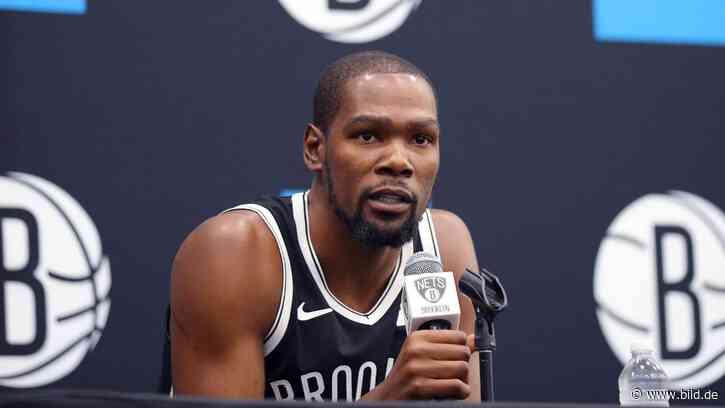 Corona-Virus: NBA – Kevin Durant auch Basketball-Megastar mit CoV-2 infiziert - BILD