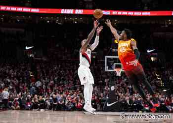What if Damian Lillard only shot from 35+ feet?
