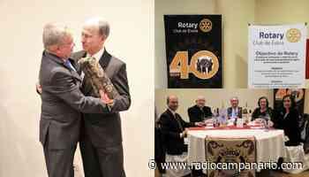 Rotary Clube de Evora distingue enólogo alentejano como profissional do Ano - Rádio Campanário - Rádio Campanário