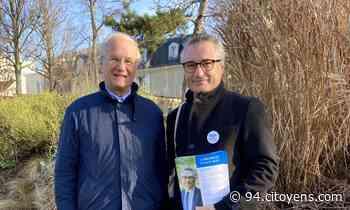 Municipales à Bry-sur-Marne: réunion d'Emmanuel Gilles de la Londe avec Gilles Carrez et Christian Cambon - 94 Citoyens