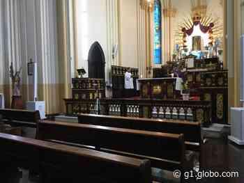 Diocese de Ponta Grossa determina realização de missas sem fiéis - G1